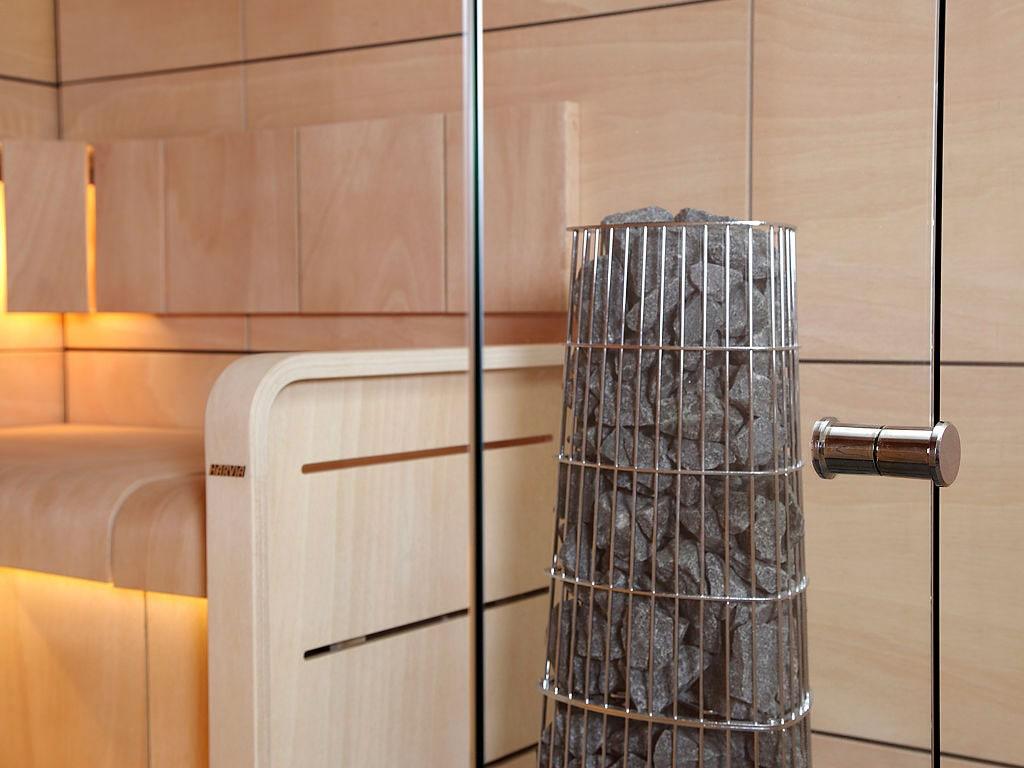 Sauna Säulenofen