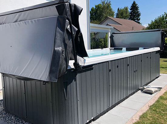 Swim Spa Coverlifter