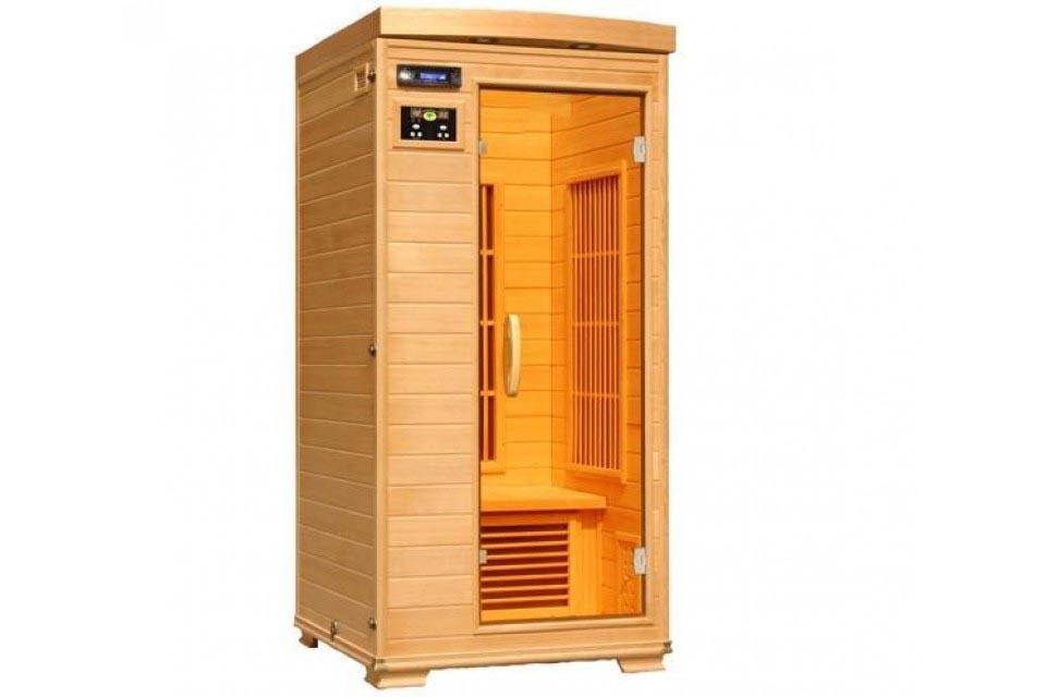 infrarot sauna gewichtsverlust. Black Bedroom Furniture Sets. Home Design Ideas