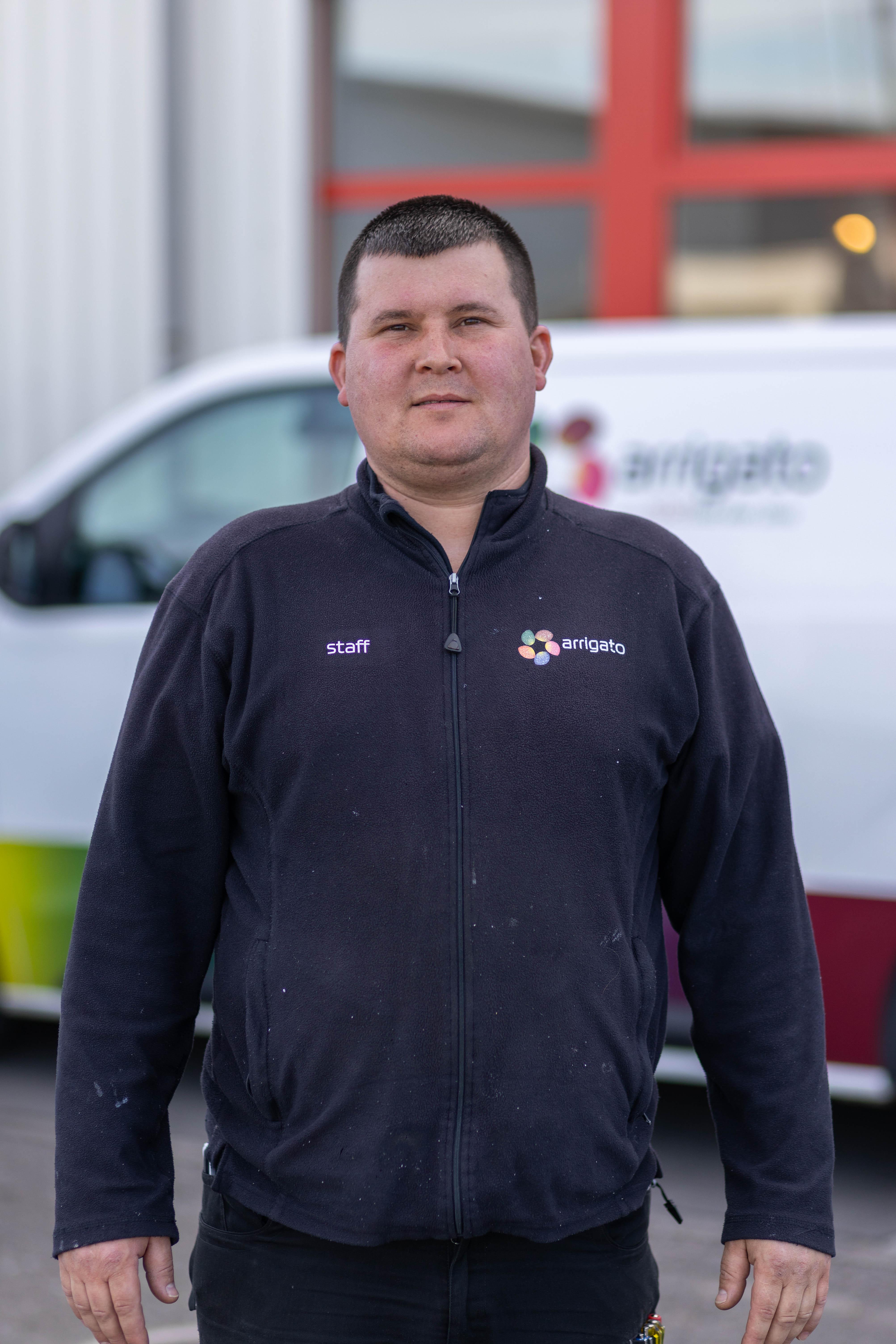 Dawid Kazik Arrigato GmbH