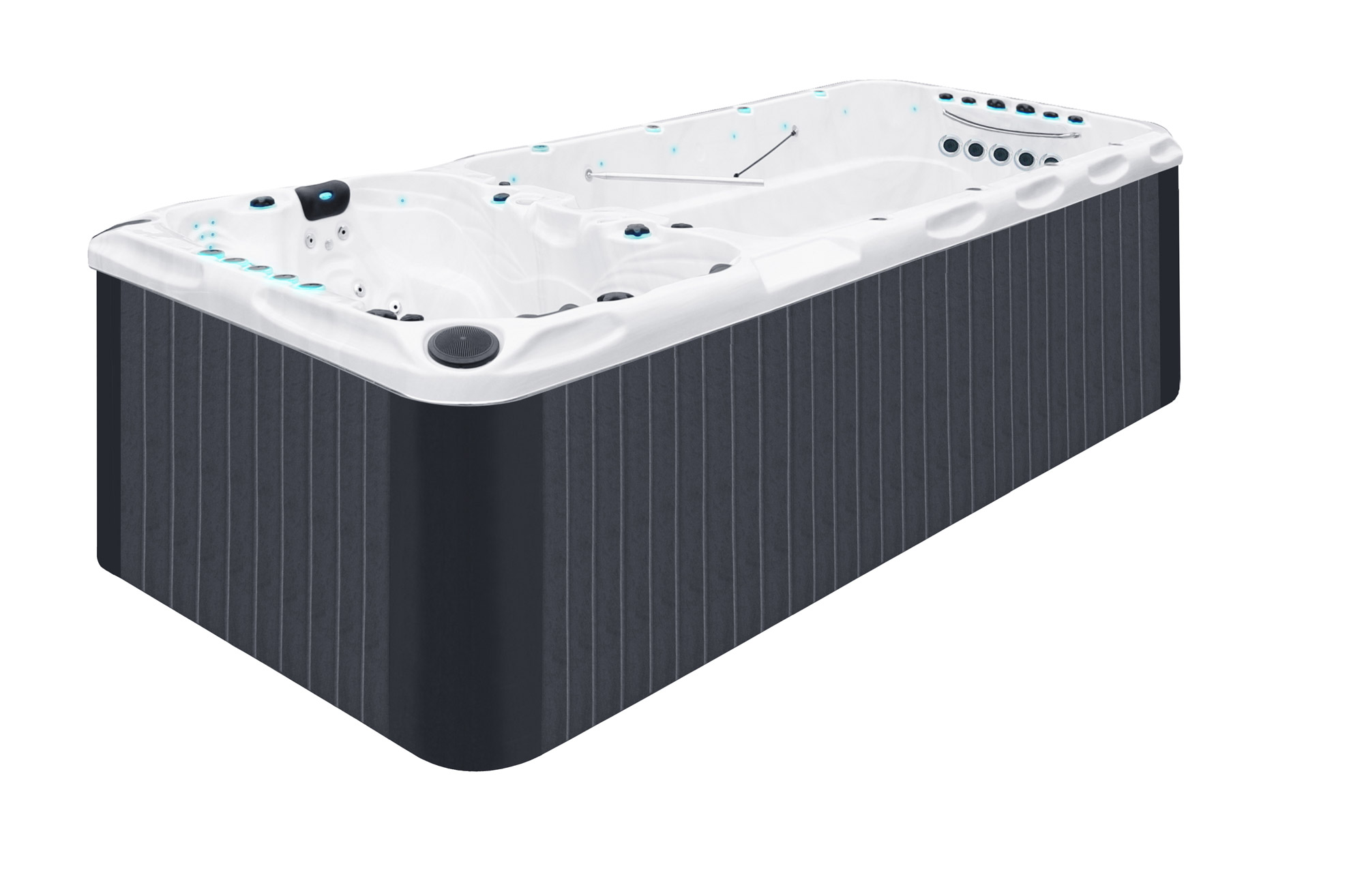 Swim Spa Dallas - 127cm **Platin Version**