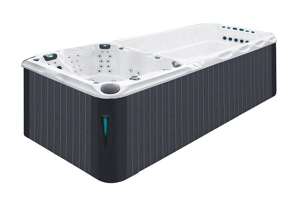 Swim Spa Michigan - 126cm Ausstellungsmodell